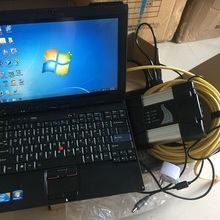 Для bmw icom next с ноутбуком X200T win7 720gb ssd программное обеспечение v2019.12 expert mode диагностический инструмент для bmw