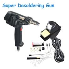 Desoldering Pump Electric Suction…