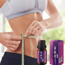 10ml Skin Care Weight Loss Lavender Essential oil Slimming Creams Anti Cellulite Fat Burning Gel Reduce weight Body Creams(China)
