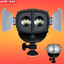 NanGuang CN-20FC LED Photography Light Spotlight Focus LED Video Light for Canon Nikon DSLR / Sony Mirrorless series /Camcorder