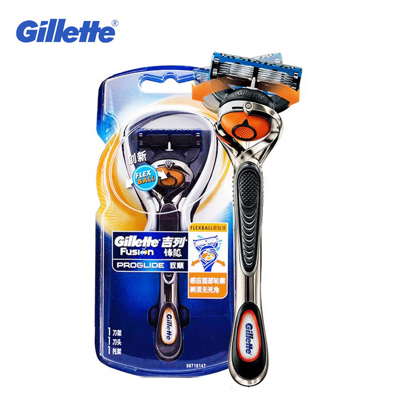 купить Straight Manual Razor Gillette Fusion Proglide Shaving Hair Removal Razors For Men Beard Shaver Safety Original Razor Blades 1pc недорого