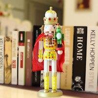 Novos Artigos de decoração Artesanato de Madeira de Madeira Retro Antigo Figurinhas Soldado Livro TV Quarto Sala de Jantar Decoração de Natal Em Miniatura