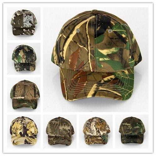 f8f2dbc57a97c 10 pcs Lot Multicam Chapeau de Chasse Camouflage Militaire Tactique  Paintball Casquettes de Baseball Sports de Plein Air Pêche Randonnée  Bionique Chapeau