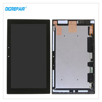 10 1 High Quality Black For Sony Tablet Xperia Z2 SGP511 SGP512 SGP521 SGP541 LCD Display