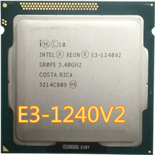 Intel Xeon E3-1240 v2 8 m Cache 3.40 ghz SR0P5 LGA1155 E3 1240 v2 CPU ProcessorE3 1240 V2 1155pin(China)