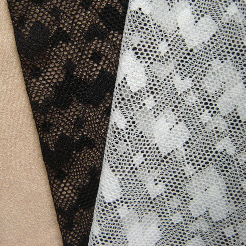 French White Net Lace Fabric Neuestes afrikanisches Spitzengewebe, - Kunst, Handwerk und Nähen - Foto 4