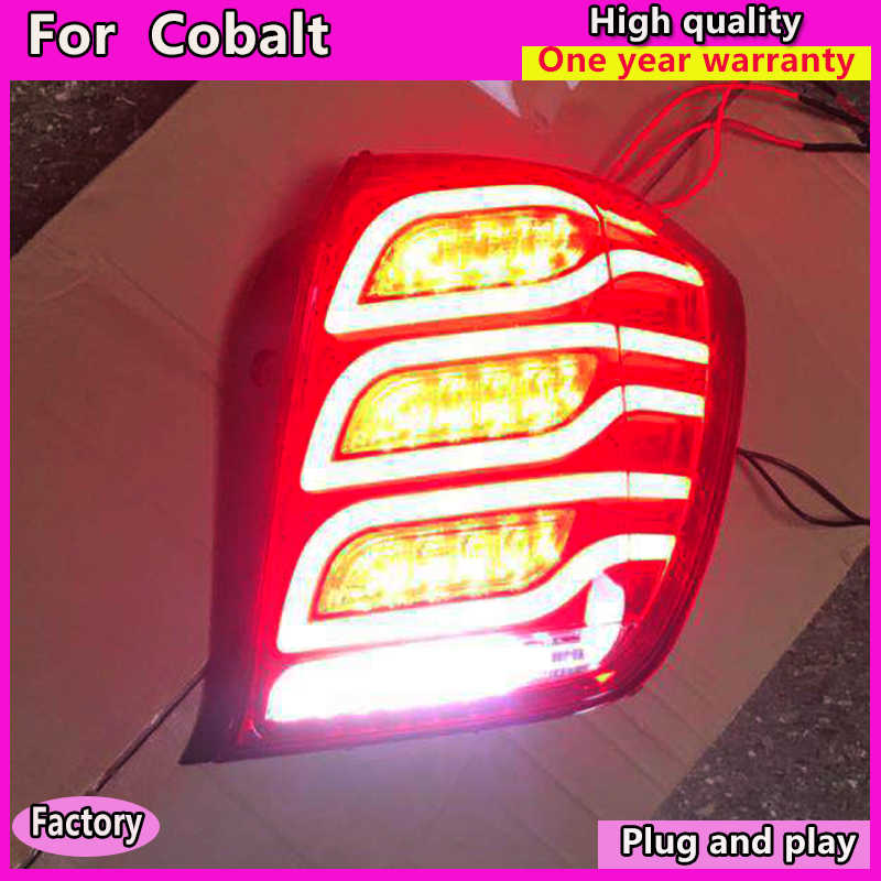 car styling for chevroleti cobalt taillights 2001-2017 new cobalt led tail  lamp rear lamp