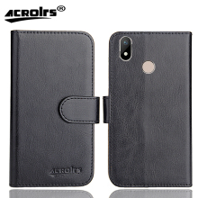BQ BQ-5011G Fox View Case 2019 6 Colors Dedicated Leather Exclusive Special Phone Crazy Horse Cover Cases Card Wallet+Tracking