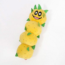 10pcs/lot New Arrival Super Mario Bros Caterpillar Cactus Plush Doll Toy 9inch 23cm Free Shipping
