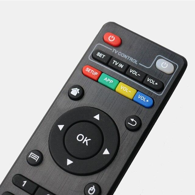 Пульт дистанционного управления для ТВ-приставки Android H96 Pro Plus/X96/T95N/x96 mini/tx3 mini/T95Z Plus, пульт дистанционного управления