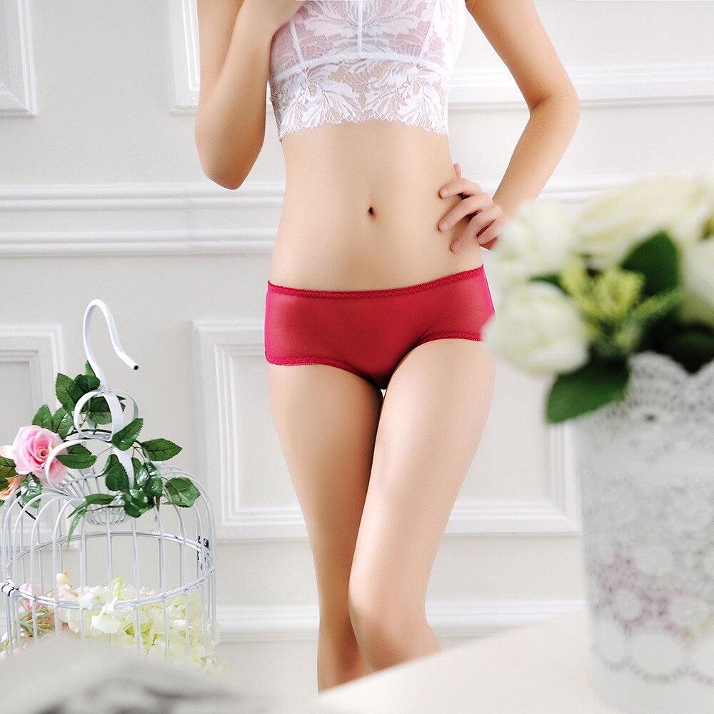 Panties Women Mesh Lingerie Knickers G-string Thongs Panties Underwear Briefs thong woman string homme sexy Women's Panties %7