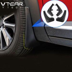 Image 5 - Vtear Für Mazda CX 3 CX3 2020 2019 2018 fender flares schlamm klappen Kotflügel Außen Teile produkte abdeckung Zubehör/gummi