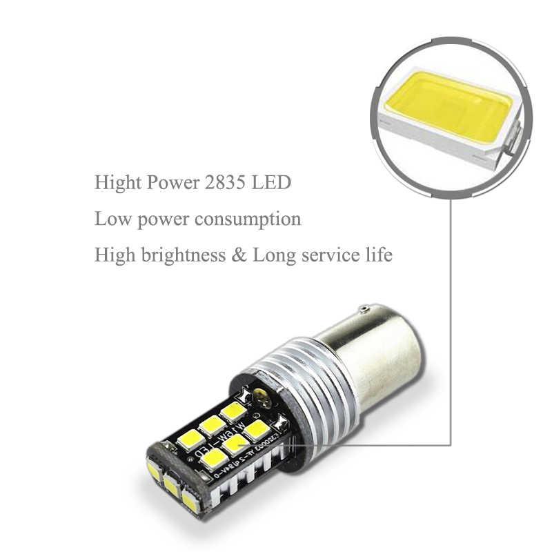 1x1156 LED 2835 Chip Canbus lámpara de la luz reversa para Volkswagen VW polo touran jetta Passat B1 B2 b4 B3 B5 B6 T4 T5
