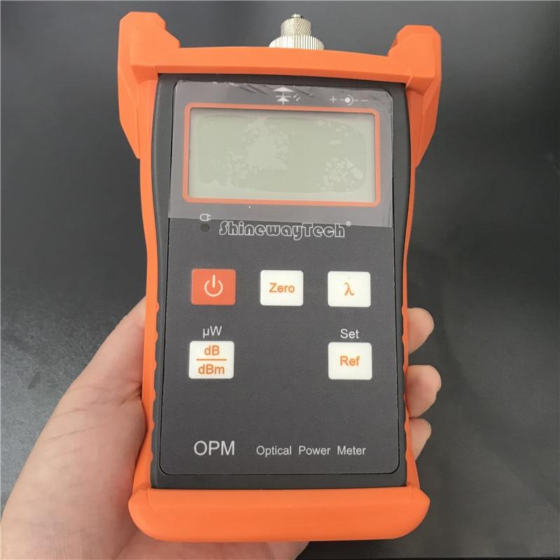 Compteur de puissance dorigine ShinewayTech OPM-15A/15B-70 ~ + 6dBm 6 longueurs dondeCompteur de puissance dorigine ShinewayTech OPM-15A/15B-70 ~ + 6dBm 6 longueurs donde