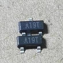 100 шт. AO3401 маркировка A19T 3401 SOT-23 p-канальный MOSFET транзисторы