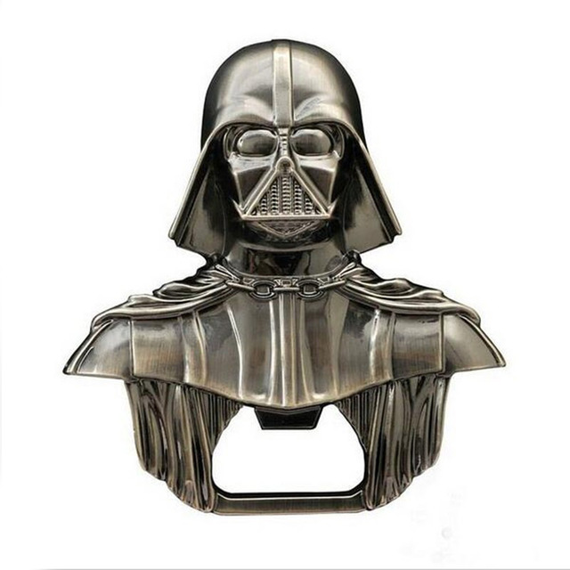 Star Wars Darth Vader Alloy Beer Bottle Opener FunToy High Quality Openers For Kitchen Tools