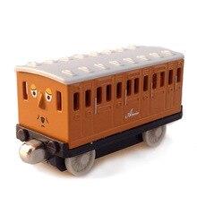 Thomas & Friends Mainan untuk Anak-anak Magnetik Kereta Api Model Anne Paduan Mainan Anak-anak Model Peringatan Hadiah Bayi Bus Mainan model Mobil