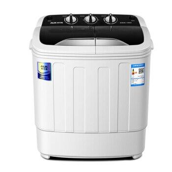 30 maison Nouvelle Semi-Automatique Machine À Laver avec Double Baignoire 3 kg Mini Chargement Par Le Haut Lave-Vêtement avec Calendrier Fonction 4 couleurs 240 w