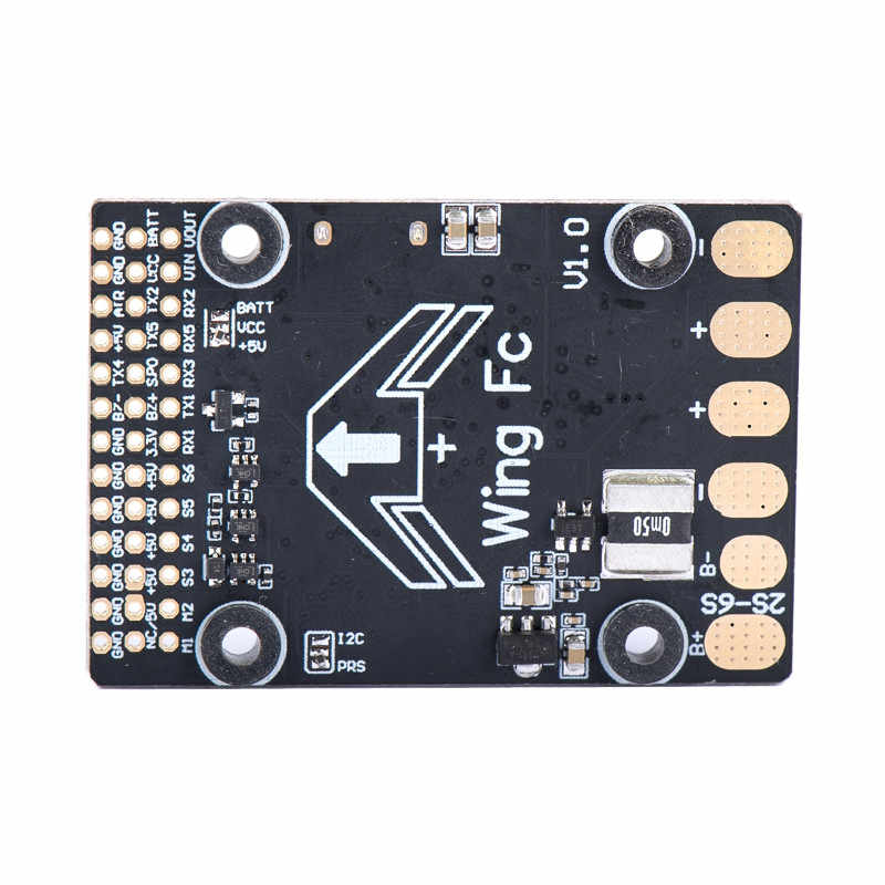 New Arrival Wing FC-10 DOF Flight Controller INAV OSD Accelerometer  Barometer Gyro Compass For RC Airplane Drone Parts
