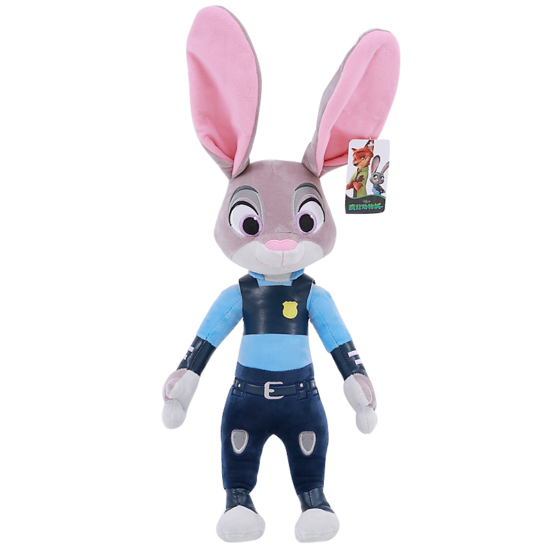 Zootopia Doll figure Movie Judy Hopps 78CM/ 27Inches Cottontail Animal Officer стоимость