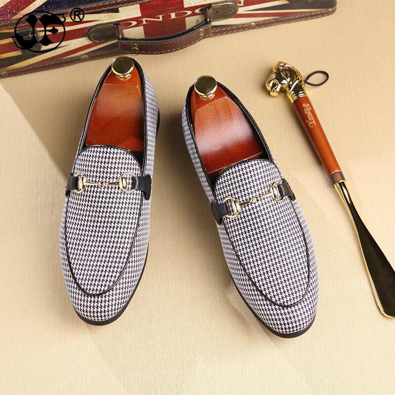 8514adcd74f68 Online 2019 yeni erkek ayakkabıları Doudou ayakkabı erkek sürüş ayakkabısı  bir pedal gelgit ayakkabı erkekler. >>>
