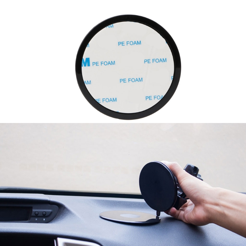 Sucker Phone Holder Accessory With Dashboard Disk Suction Cup Base For Sucker Phone Holder,Tablet,GPS Fixed Disc Z07 Drop Ship
