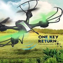 Новый RC Drone JJRC H33 Водонепроницаемый Дрон Безголовый Режим Вертолет одним из Ключевых Возвращения 2.4 Г 6 Ось RC Quadcopter JJRC VS H37 JJRC H8
