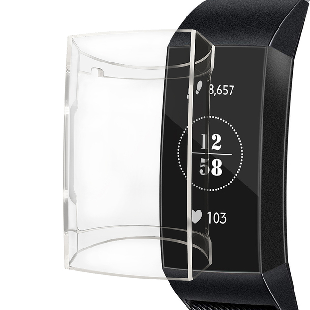 Fitbit Charge 3 HD Screen Protector
