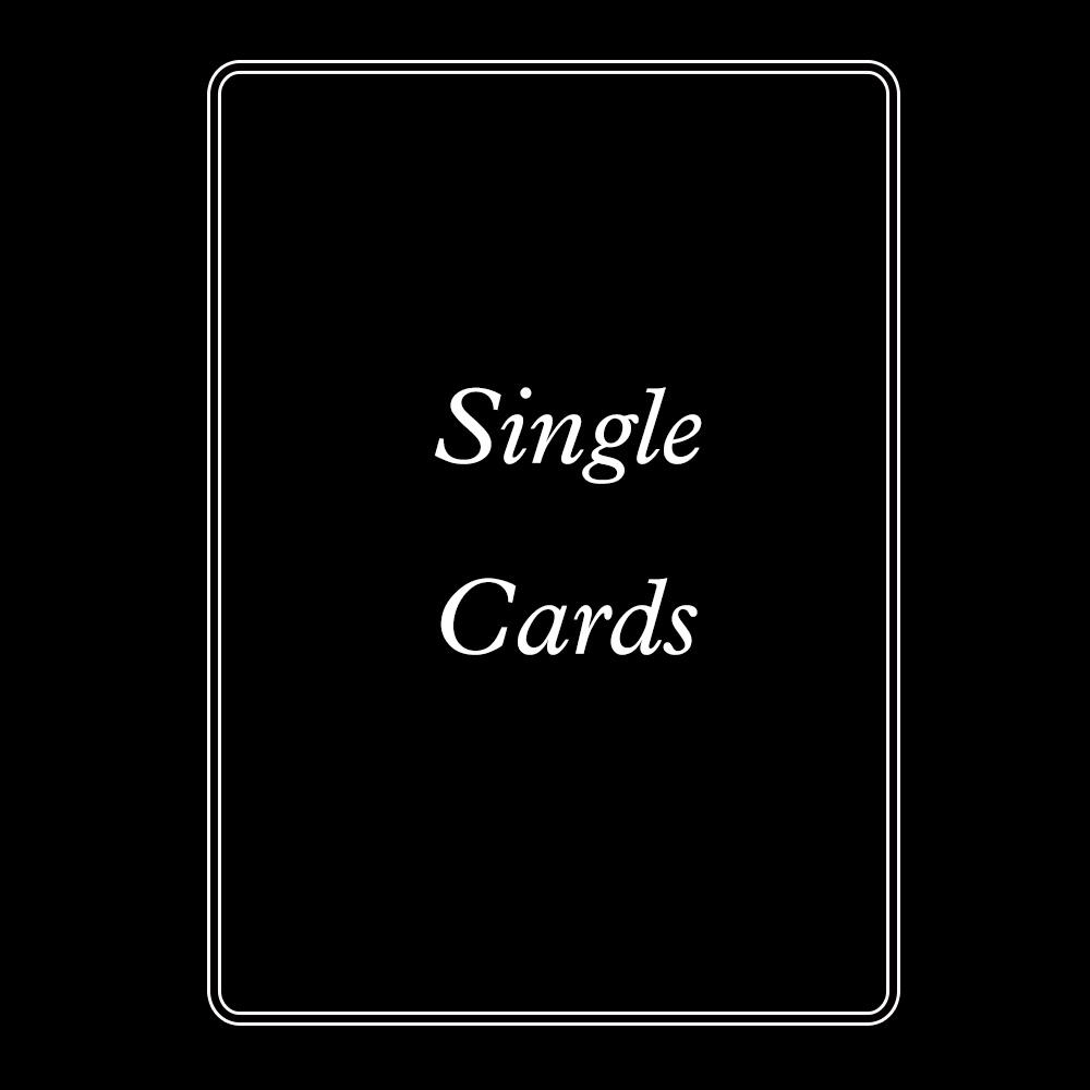 Black Lotus Custom Print Modern/Legacy/Vintage Germany Black Core Playing  Cards Single Choice Send Me Message for List
