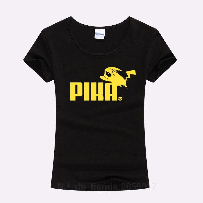 New style women t shirts camisetas ladies blazer pikachu for Shirt styles for ladies