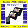 Wholesale High Quality 7 TFT 2 4G Wireless Video Door Phone Intercom Doorbell Home Security 1