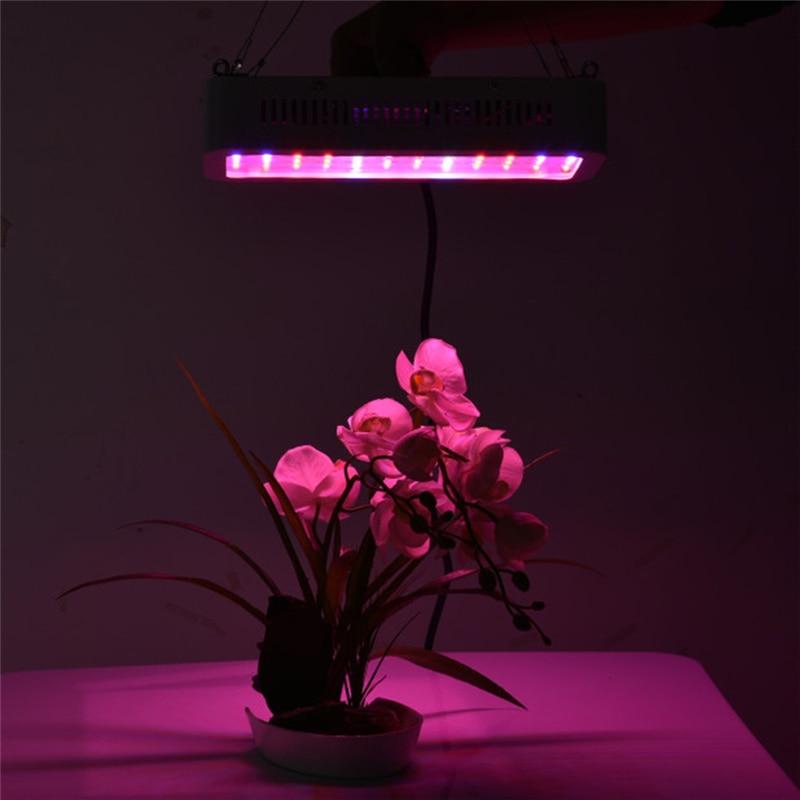HUANJUNSHI 600W Led Grow Light Full Spectrum Led Plant Growth Lamp 2940-3360LM For Greenhouse Plant Flowering Grow Indoor Light цена