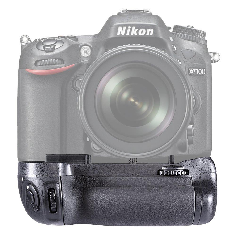 Camera Vertical Battery Grip Holder For Nikon D7100 D7200 Work with EN EL15 Battery Digital SLR Camera