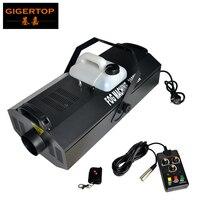 TIPTOP 3000W Fog Machine DMX512 / regularly time /regularly quantitative Wireless Remote Control Disco/Club Fog Smoke Machine