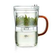 Freies verschiffen kamjove tee tasse filterwasserbecher mit deckel elegant tasse filter teekanne
