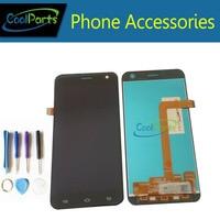 1PC Lot High Quality 5 0 Inch For Jinga Basco M500 3G 4G LCD Display Screen