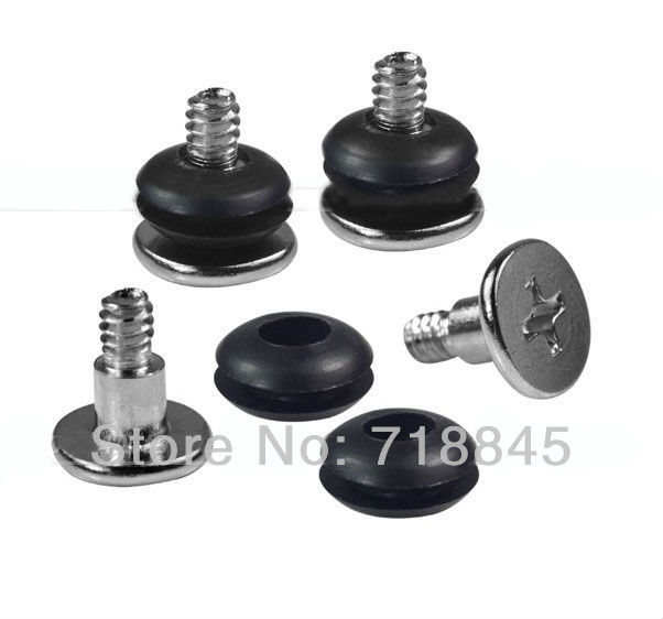 New 40Pcs/Lot Brand New Computer's Hard Drive Suspension Screws