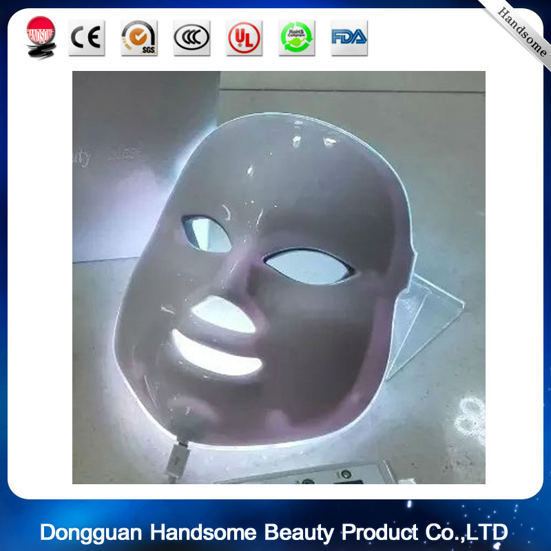 ФОТО Wrinkle Removal Beauty Machine PDT Anti-Aging Mask Therapy 7 Colors Photon Device LED Facial Mask Skin RejuvenationElectric