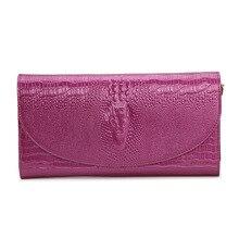 2016 new female leather handbag clutch crocodile embossed Ladies Women's handbag leather single shoulder bags