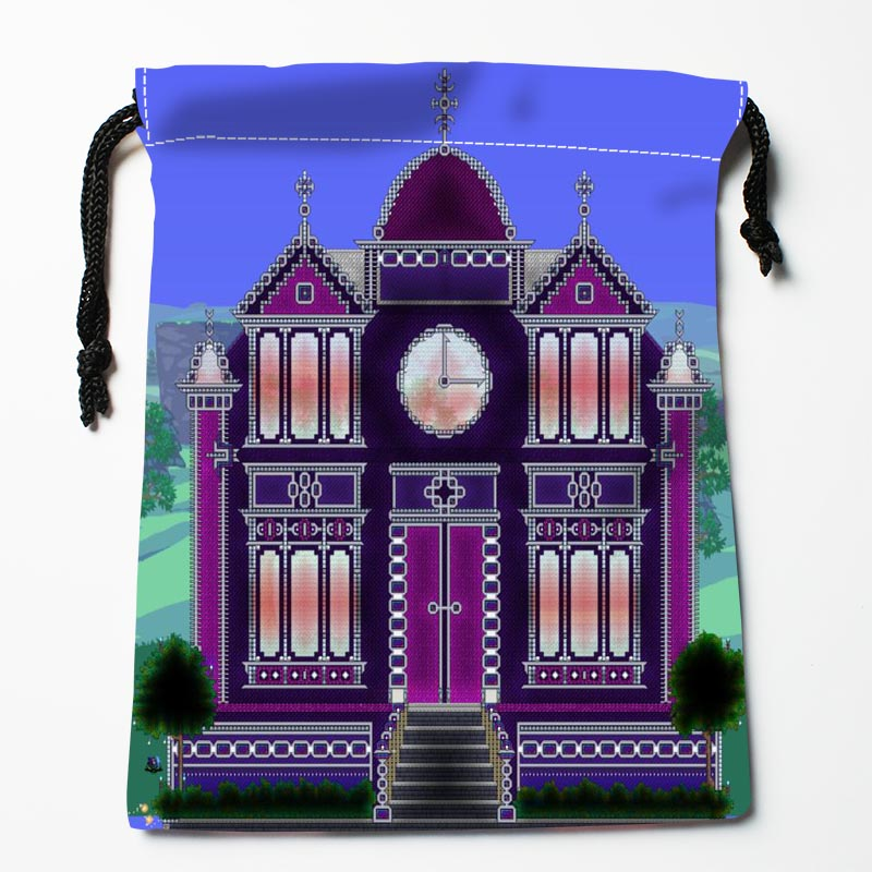 Custom Terraria Bags Custom Printed Gift Bags More Size 27x35cm Compression Type Bags