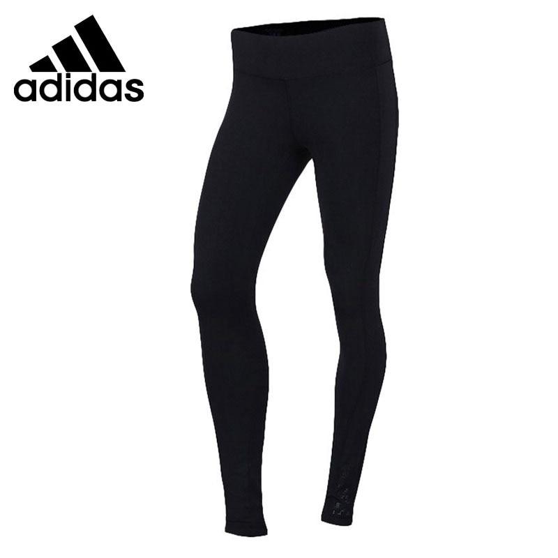 Verantwortlich Original Neue Ankunft Adidas Bt Rr Chill Frauen Engen Hosen Sportswear Schrumpffrei Sportbekleidung