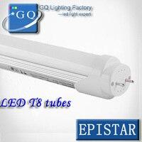 18 Вт светодиодные трубки Стекло лампы светодиодные трубки