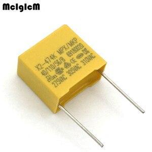 Image 2 - Mcigicm 10 個 470nFコンデンサX2 コンデンサ 275VACピッチ 15 ミリメートルX2 ポリプロピレンフィルムコンデンサ 0.47 μ fの