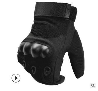 Outdoor Riding All-in-one Non-slip Sports Training Cut-proof Wear-resistant Mountaineering Fighting Fitness Tactical Gloves