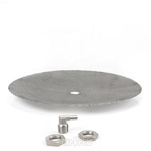 Image 5 - 30.5cm 12 Paslanmaz Çelik için Yanlış Alt Homebrew Pot Dönüştürür bir Mash Tun Homebrew Ekipmanları Su Isıtıcısı