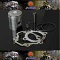 2011 New PW80 engine parts-Piston(set),for PW80,PY80 engine piston,Free shipping