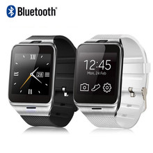 Bluetooth Smartwatch Mode Smart Uhr Tragbare Geräte GV18 Unterstützung SIM Karte NFC Paar Bluetooth 3,0 Smart Uhr