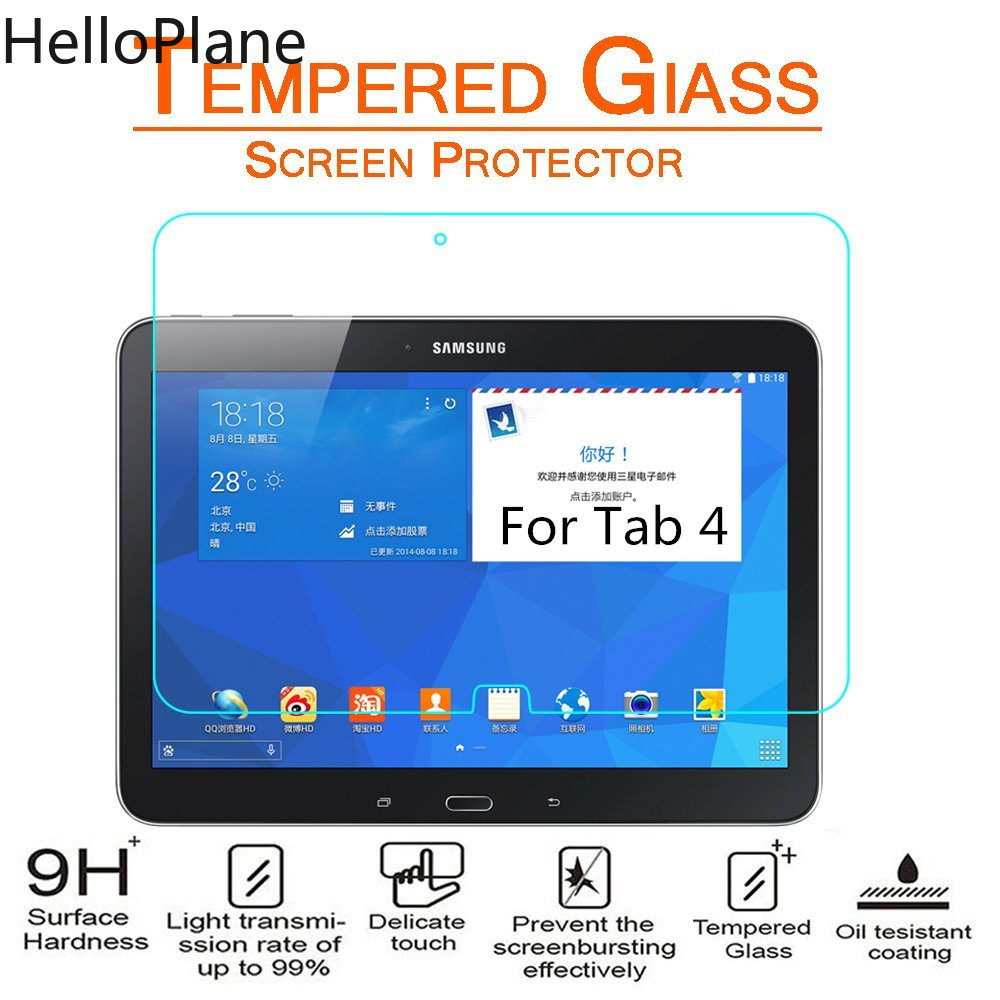 Tempered Glass Screen Protector For Samsung Galaxy Tab 4 7.0 8.0 10.1 T230 T235 T231 T331 T330 T335 T530 T533 T535 Tablet Film