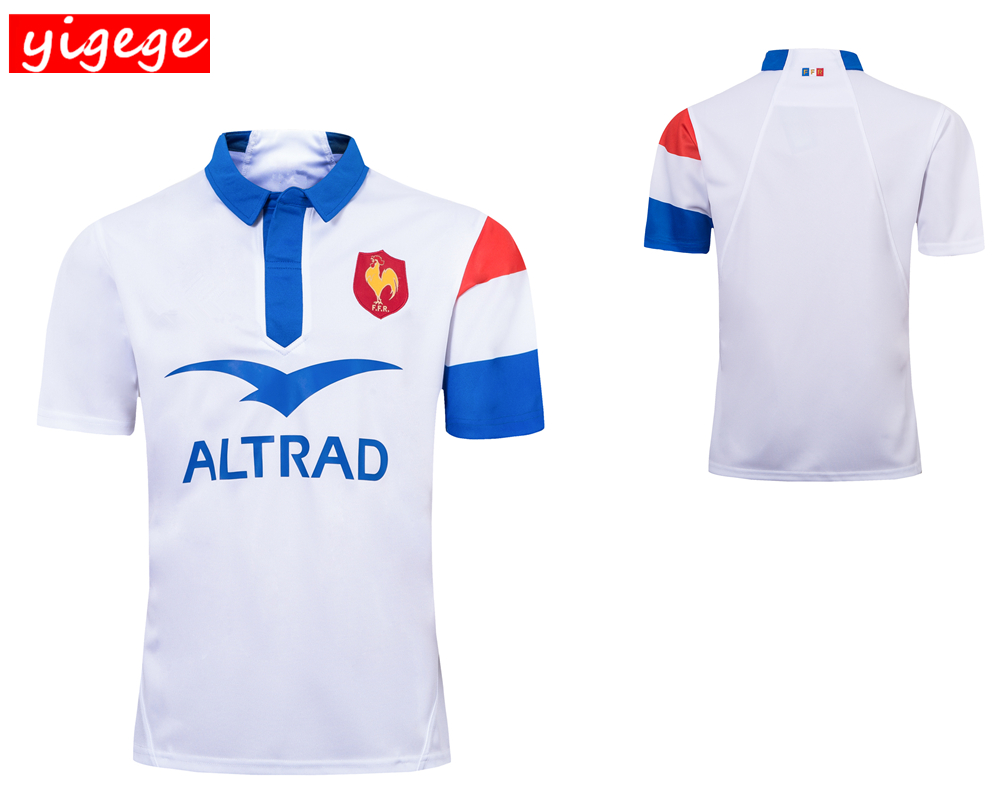 04b7ca458226b 2019 maillot France Rugby maillot France Rugby maillot equipe nationale  maillot S-3XL