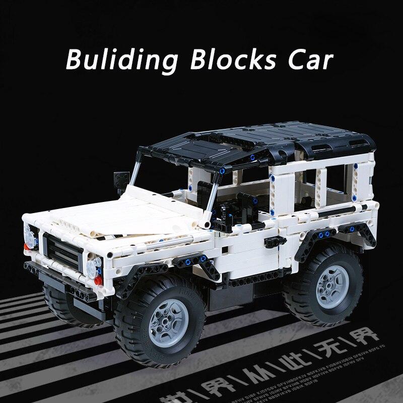 531PCS CaDA Buliding Auto Blokken C51004 Model DIY RC Bouwsteen Speelgoed Auto Gift-in Blokken van Speelgoed & Hobbies op  Groep 2